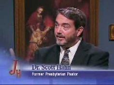 Scott Hahn's Journey to Catholicism 1/6  Dr. Scott Hahn discusses his journey to become a Catholic convert aftter being a Presbyterian minister.