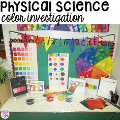 353 Best Color Preschool Theme images in 2019 | Daycare ideas ...