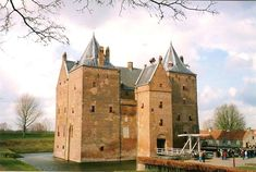 Loevestein Castle -