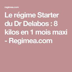 Le régime Starter du Dr Delabos : 8 kilos en 1 mois maxi - Regimea.com Starters, Healthy Recipes, Meals, Put, Balance, Revenge, Get Skinny Fast, Diet To Lose Weight, Meal