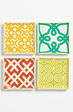 Porcelain Appetizer Plates (Set of 4) available at #Nordstrom