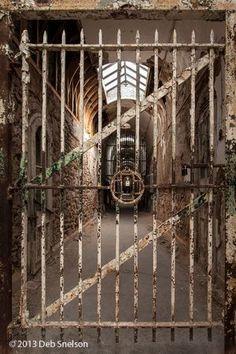 Eastern State Penitentiary, Fairmount Ave, Philadelphia, PA- Visitable