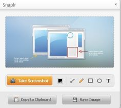 Snaplr capture and annotate tool for Mac & Windows