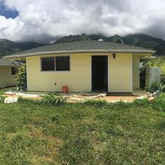 "Some may complain about being under construction .. I say ""I'm grateful to have a home to renovate"". Pictured here ... our o'hana (cottage) is our second home on property = added #income    Have you started investing in your tomorrow not just for you but for your generations to come? Start today. Just takes 1 unit   Buy/Sell/Invest -> terra@terrafoti.com  #realtor #realestate #hawaiirealestate #newhome #house #maui #livemaui #cottage #mortgage #lender #homeshopping #openhouse #oceanview…"