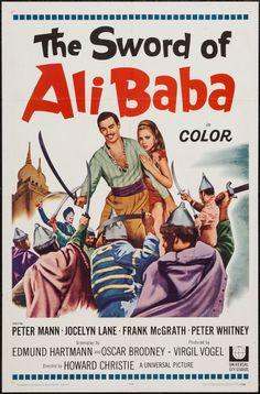 The Sword of Ali Baba (Universal, 1965)