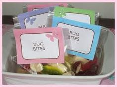 bug party favor ideas - Google Search