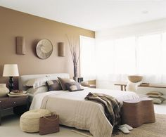 Project Gallery - Dulux Bedroom: Out of Africa | Inspirations Paint  Colour