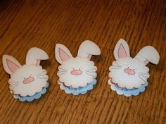 Peppermint Patty Bunnies