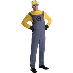 Disfraz de Minion Dave Gru mi villano favorito para hombre
