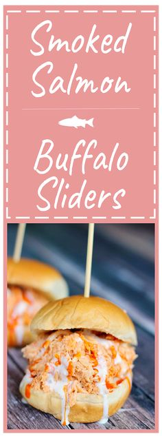 Do you need some game day inspiration or a new party food favorite? Forget about buffalo chicken sliders. Get creative this Superbowl Sunday using smoked salmon buffalo sliders.These delicious flavors will give you a win at your big game party!  | Kodiak Island Smokehouse Official Blog