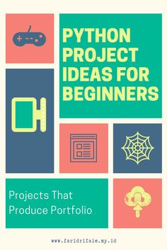 Python Project Ideas for Beginners: Projects That Produce Portfolio What Python programming Project Should I Build? Perhaps you are a beginner Python learner and you are searching for ideas to advance your coding skil… Learn Computer Coding, Computer Programming Languages, Programming Humor, Learn Programming, Python Programming, Arduino Programming, Linux, Teaching Technology, Computer Technology
