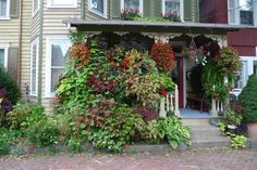 Growing plants vertically is a convenient way to save space in urban environments.