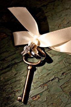 elegant fall wedding ideas   Key Wedding Ring Shot 275x412 Elegant Wedding Reception at Private ...