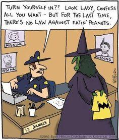Halloween humor!