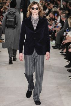 Oliver Spencer Fall 2016 Menswear Fashion Show