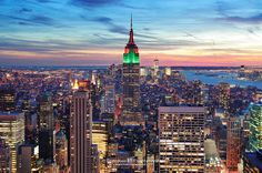New York City Public Observatory Deck – the Empire State Building - Great article highlighting the varying views from the Empire State Building!