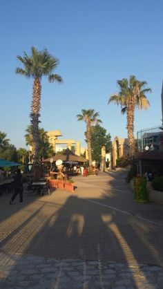 Carthage land at yasmine hammamet place where people can do anything fron shopping to rollercoasters food movie