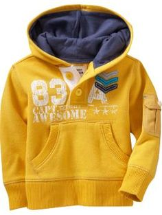 Military-Style Graphic Hoodies - old navy