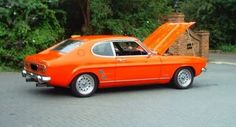 Mercury Capri, Van Car, Mk 1, Ford Capri, Ford Motor Company, Kustom, Classic Cars, Boss, Cutaway