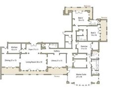 Palm Beach Mansion Floor Plan Http Homesoftherich Net