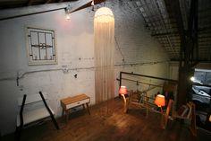 WALKTALK tour visits Groupa design studio