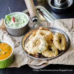 Herbivore Cucina: Ulundu vadai | Urad dal Vada  Ulundu vadai are lentil fritters made from urad dal, onions and spices. Deep fried fritters, these are best enjoyed with chutney and sambar.