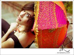 Umbrella for Kasi Yatra? AK sandhu