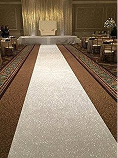 Wedding aisle runner Sequin aisle runner aisle runner GLITZ aisle runner sequence wedding decor glam wedding ceremony all colors Black And White Tablecloth, Sequin Tablecloth, Floor Runners, Lace Table Runners, Wedding Tablecloths, Wedding Chairs, Bling Bridal Showers, Burlap Window Treatments, Aisle Runner Wedding