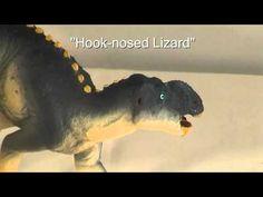A Review of the Safari Ltd. Wild Safari Dinos Gryposaurus Dinosaur Model - YouTube @Everything Dinosaur