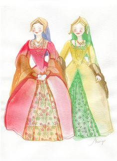 History of Fashion: Renaissance - The Tudors