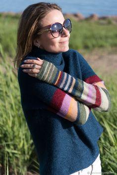 26892a20ff4 Кофты и свитера ручной работы. Мохеровый джемпер Цветотерапия) (женский