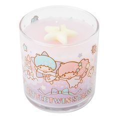 Little Twin Stars Kiki Lala Candle Sea of Clouds SANRIO JAPAN-01
