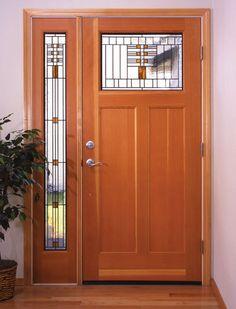 Bedroom door to Terraza