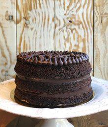 Ohhh jaaa, Schokoladenkuchen zum Frühstück ist völlig okay!