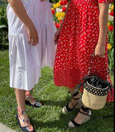 Summer outfits. #summerdress #espadrilles