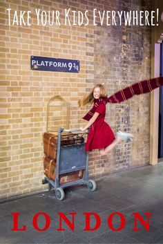 London with Kids: London is extremely kid-friendly. Here are ten tips to doing…  #london #kids #travel