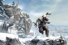 Oh no! Not another Assassin's Creed? AC3 - Coming soon...can't wait!