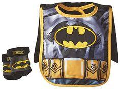 Baby-Boys Infant Batman Caped Bib and Bootie Set, http://www.amazon.com/dp/B00B270FE6/ref=cm_sw_r_pi_n_awdm_1X-NxbHFQHKX5