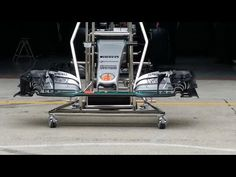 Aerodynamics On Steroids | Formula One Art & Genius