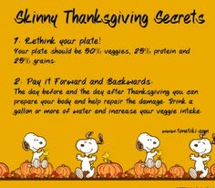 LOSE Weight this Thanksgiving!! Follow these skinny tips and LOSE WEIGHT BY EATING! tonetiki.com