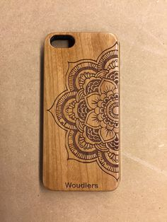 Every Woudlers iPhone case is Carefully Crafted in the USA using 100% REAL Wood. Wood grain is like fingerprints in the fact the no two pieces of wood