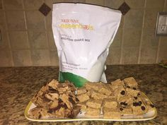 Arbonne Blondies 2 cups Arbonne Vanilla Protein Mix 2 cups gluten free oats 1 - All You Need To Know About Detox Arbonne 30 Day Challenge, Arbonne 30 Day Detox, Arbonne Cleanse, Arbonne Protein Shakes, Vanilla Protein Shakes, Protein Mix, Protein Ball, Vanilla Shake Recipes, Vegan Chocolate