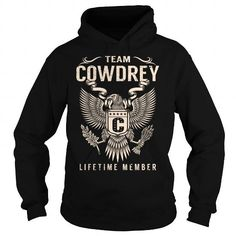 Team COWDREY Lifetime Member - Last Name, Surname T-Shirt #name #tshirts #COWDREY #gift #ideas #Popular #Everything #Videos #Shop #Animals #pets #Architecture #Art #Cars #motorcycles #Celebrities #DIY #crafts #Design #Education #Entertainment #Food #drink #Gardening #Geek #Hair #beauty #Health #fitness #History #Holidays #events #Home decor #Humor #Illustrations #posters #Kids #parenting #Men #Outdoors #Photography #Products #Quotes #Science #nature #Sports #Tattoos #Technology #Travel…