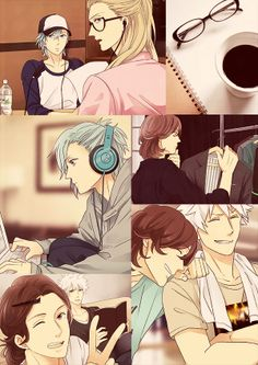 Quartet Night in their spare time