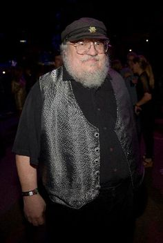 The World's Top-Earning Authors: George R. R. Martin