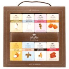 Dolfin Travelbox Met 48 Chocolaatjes van Holland & Barrett l Een housewarming of een zwangere vriendin... Zwaai de voordeur open met een topper van een cadeautje onder je arm!