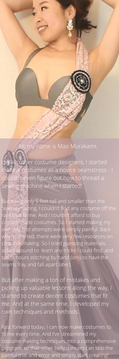 Beautiful Costumes, Belly Dance, Dance Costumes, Costume Design, Latina, Curves, Workshop, Design Ideas, Unique