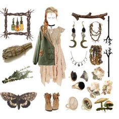 """*The Wanderer*"" by pagana on Polyvore"
