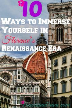 Firenze.  It's the birthplace of the Renaissance and still holds much of the charm from that time.  Starting at the Duomo and extending to the Ponte Vecchio, the historic center is only about a mile long.  The city was designed to have curved streets so that when walking, you can't see very far ahead, and therefore, cannot tell the true size of the city.  Even though the heart of the city is small, there is so much to see. #Italy #Florence #TopTen