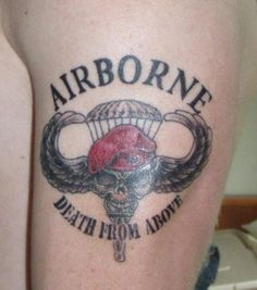 1000 images about airborne on pinterest 82nd airborne for 101st airborne tattoos